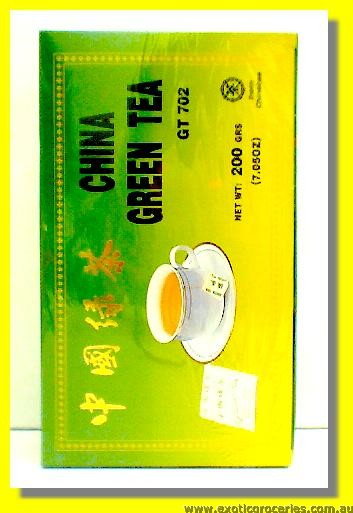 China Green Tea GT702