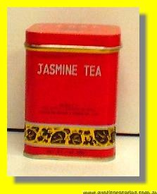 Jasmine Tea 2060 Square Red Tin