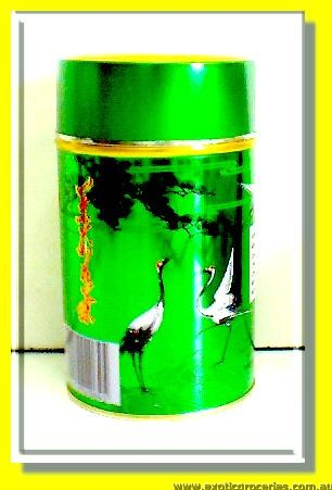 Jasmine Tea in Green Can #2064