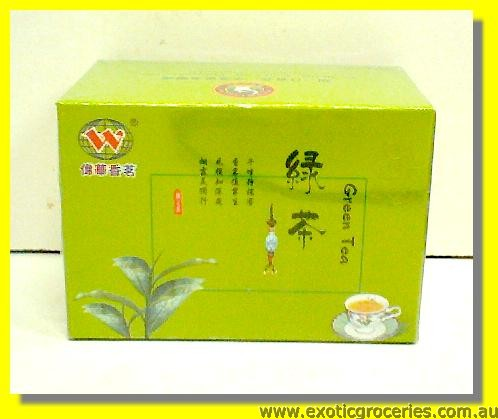 China Green Tea 20 Tea Bags