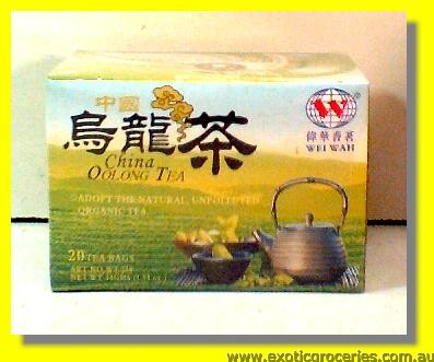 China Oolong Tea