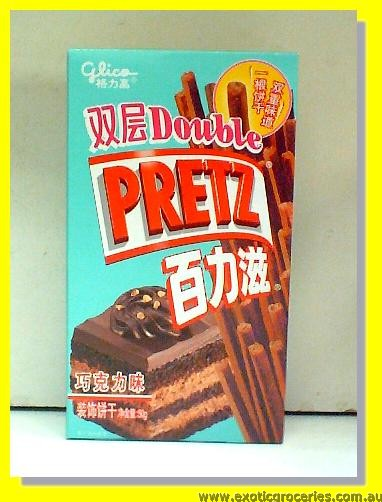 Double Pretz Chocolate