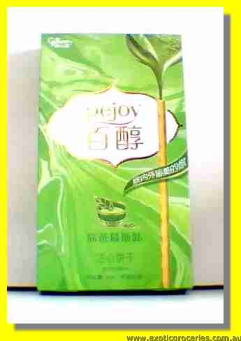 Pejoy Matcha Biscuit Sticks