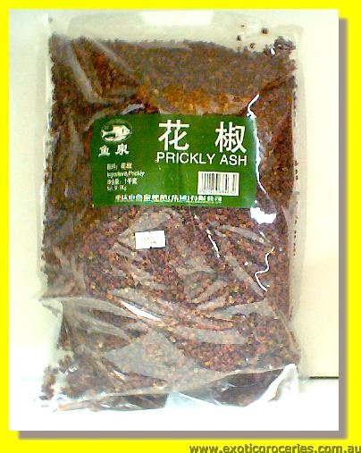 Prickly Ash (Szechuan Peppercorn)
