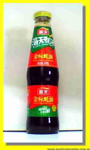 Golden Label Oyster Sauce