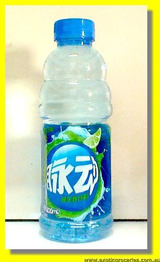 Lime Flavour Drink