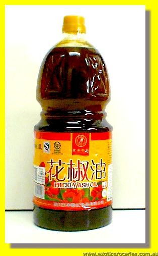 Pricklyash Oil (Szechuan Pepper Oil)