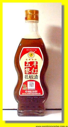 Szechuan Pepper Oil