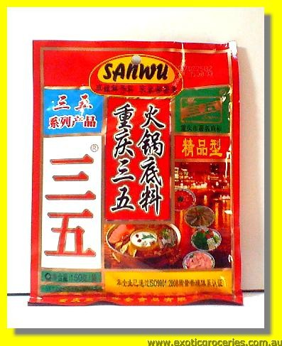 Hot Pot Seasoning Hot