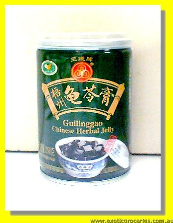Gui Ling Gao Chinese Herbal Jelly
