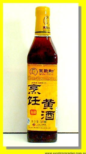 Chinese Cooking Wine (Peng Ren Huang Jiu)