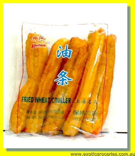 Frozen Fried Wheat Cruller (Chinese Doughnut Sticks)