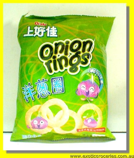 Onion Rings Snack