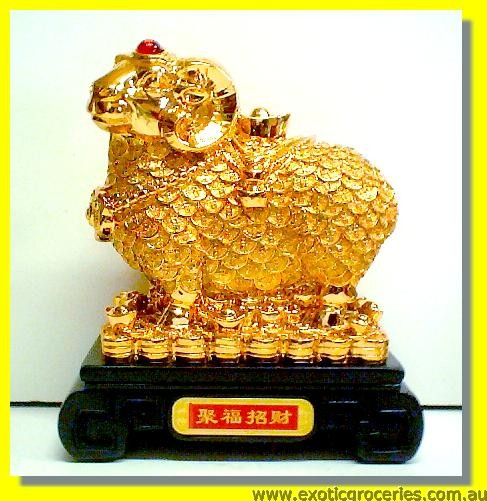 Fortune Gold Goat S