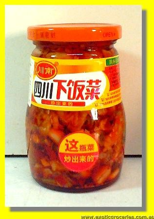 Sichuan Pickled Vegetable