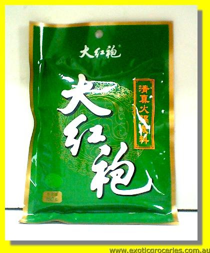 Sichuan Steam Boat Paste (Green Packet)