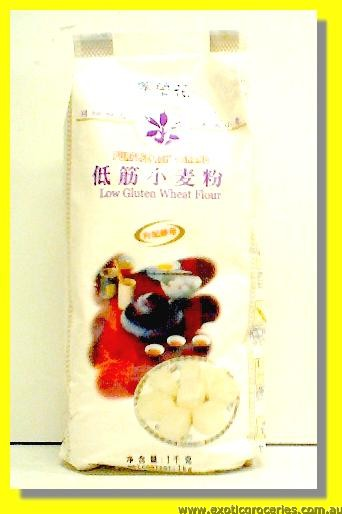 Special Bun Flour (Low Gluten Wheat Flour)