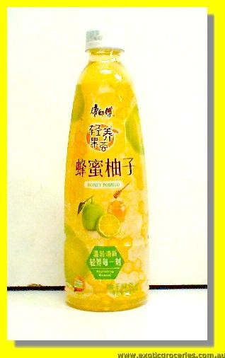 Honey Pomelo Drink