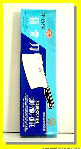 Stainless Steel Chopping Knife for Bone no.3