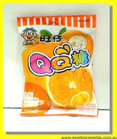 QQ Gummies Orange Flavour