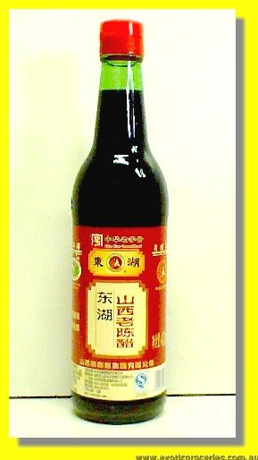 One Year Shan Xi Black Vinegar