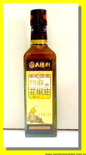 Sichuan Pepper Oil (Blended)