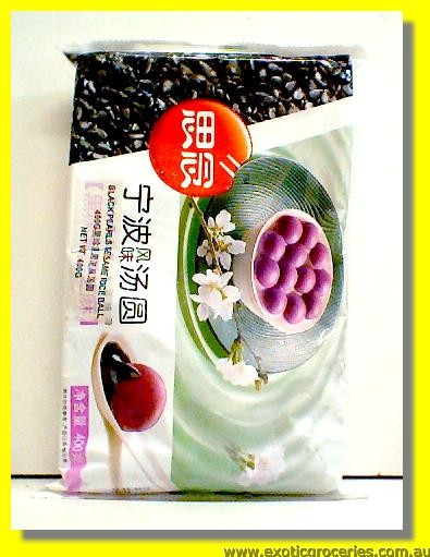 Black-Pearls Black Sesame