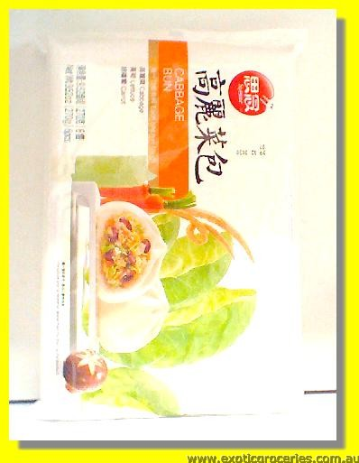 Frozen Cabbage Bun 6pcs