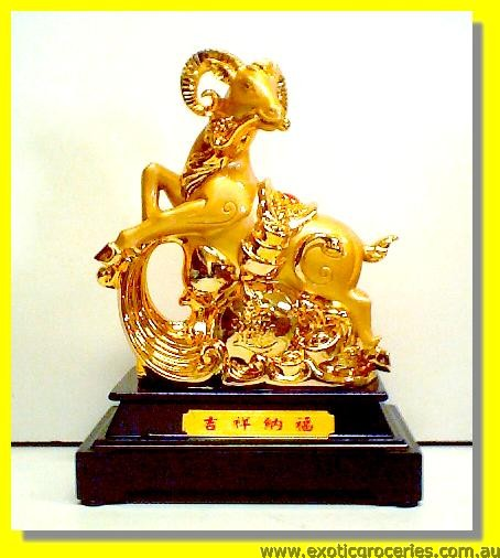Fortune Gold Goat