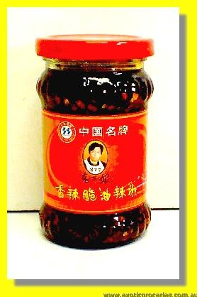 Chilli Oil with Crunchy Chilli