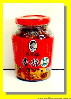 Preserved Vegetable with Chilli