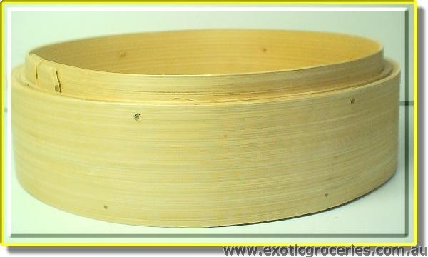 Bamboo Steamer Base 12""