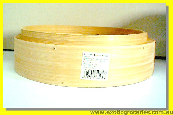 Bamboo Steamer Base 10""