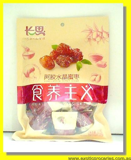 Crystal Ejiao Honey Jujube