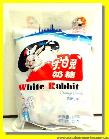White Rabbit Creamy Candies