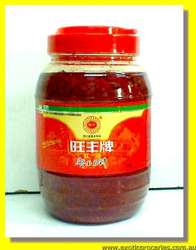 Chilli Sauce (Douban Chilli Bean Paste)