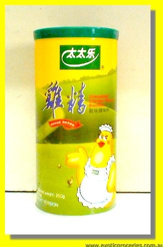 Granulated Chicken Flavour Boullion