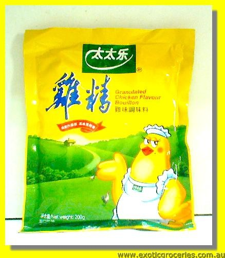 Granulated Chicken Flavour Bouillon