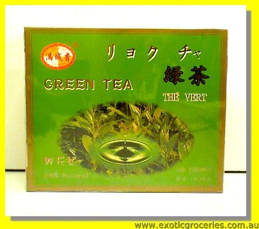 Green Tea 100Teabags