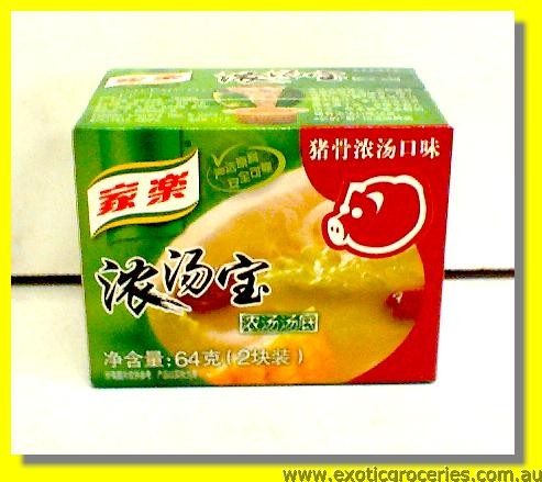 Pork Bone Soup Concentrate 2pcs