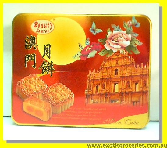 Durian Paste Mooncake 4pcs