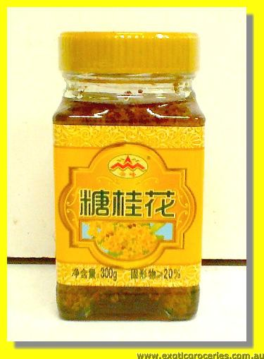 Sweet-Scented Osmanthus with Sugar
