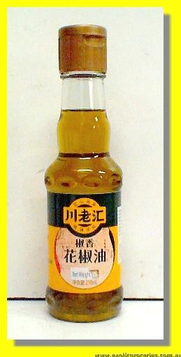 Pricklyash Oil (Szechuan Peppercorn Oil)
