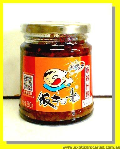 Sichuan Pepper Pickles