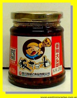 Hot Preserved Cabbage Seasoning Sauce