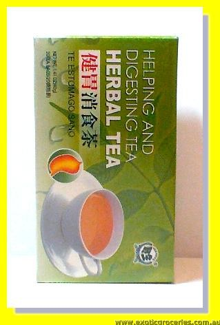 Helping and Digesting Herbal Tea 20bags