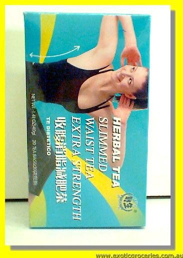 Slimmed Waist Tea Extra Strength 20teabags