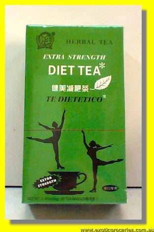Herbal Tea Extra Strength (Diet Tea) 20 Tea Bags