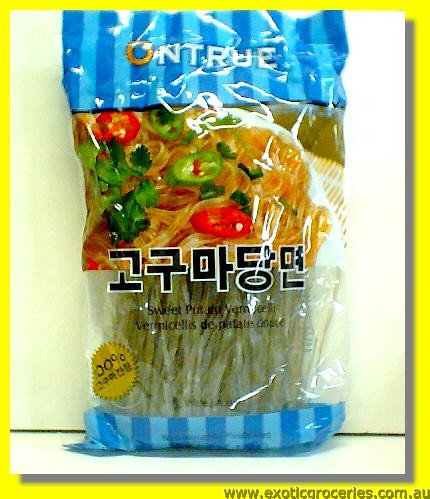 Sweet Potato Vermicelli Thick