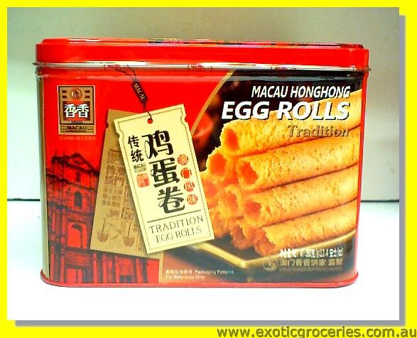 Tradition Egg Rolls (Independent packing)